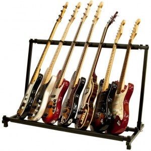 rack de guitare pliable